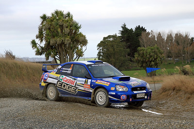 Rally Otago 2014 - NZ Rally Championship