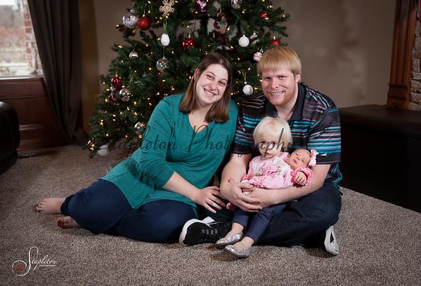Jena & Jeremy Family