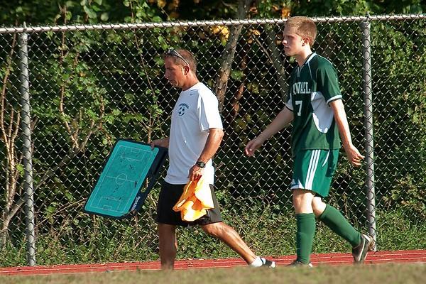 CCHS Boys Soccer vs O'Neill