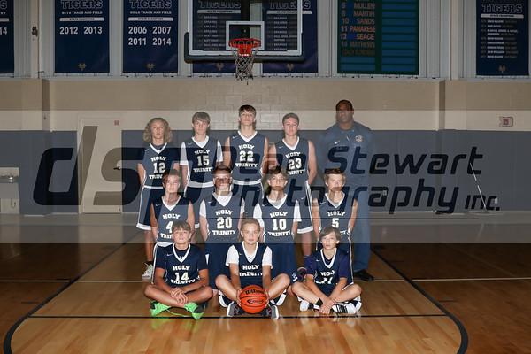 Junior High Boys Basketball 11-16-19