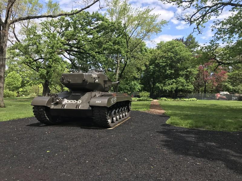 McCormick House & War Museum