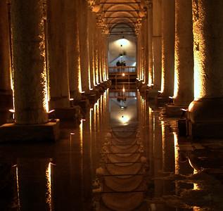 day 1 basilica cistern