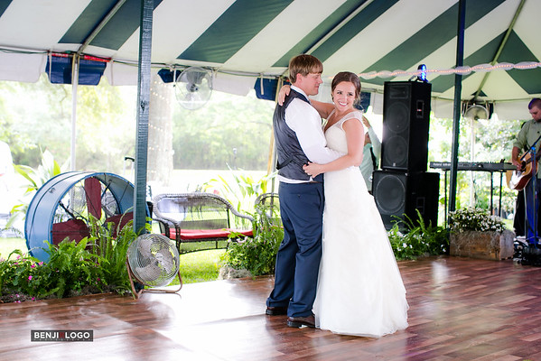Megan & Jeremy Wedding