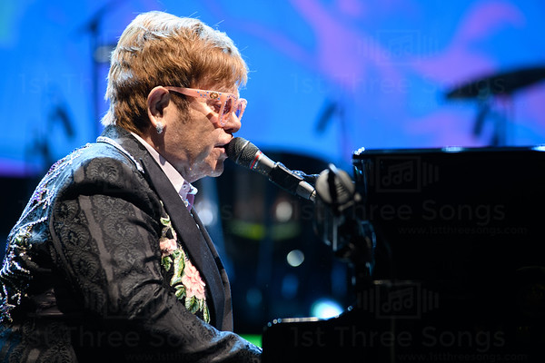 12.08.18 - Elton John @ Toyota Center