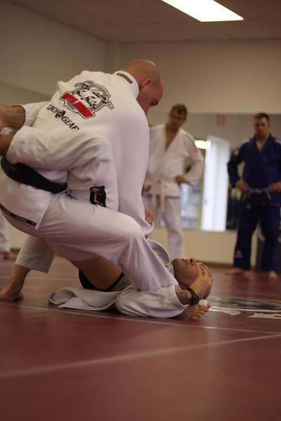 Marcelo Donald Pereira 3x World Champion at Revolution MMA 01.16.10