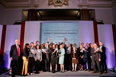 Charity Governance Awards - May 2019