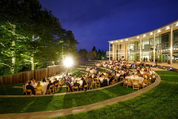 Patron Dinner at CIA at Copia