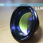 SKU: LLM-110, 110x110mm Working fields 160mm Focal Length Focus Lens for 10.64um Wavelength Laser