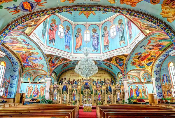 ASSUMPTION OF THE BLESSED VIRGIN MARY UKRAINIAN GREEK