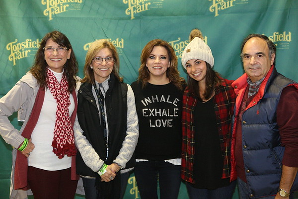 Martina McBride Meet and Greet