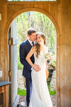 Sarah and Warren Wedding