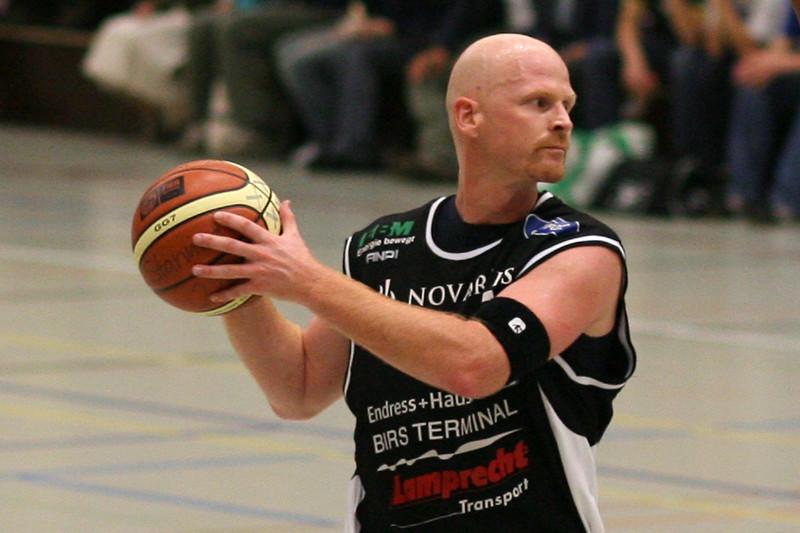 Basketball NLA MŠnner Birstal Starwings