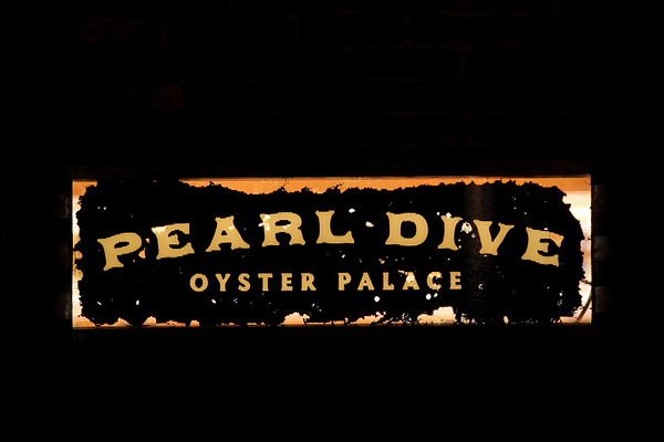 Pearl Dive Oyster Palace & Black Jack