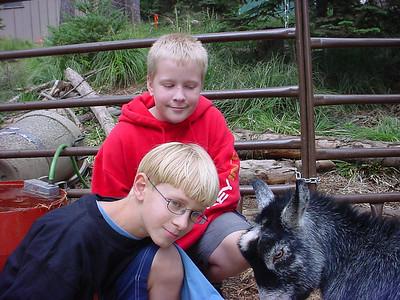 2003 - Aug  Camp Pioneer