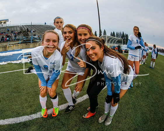Central Valley vs. Sumner Women's High School Soccer Playoffs