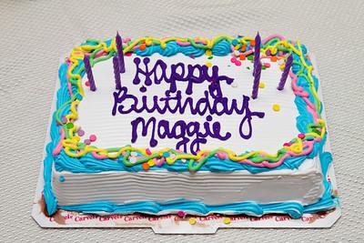 Maggie Birthday 2011