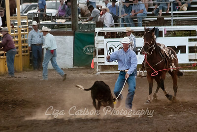 All images from Fort Dalles Rodeo