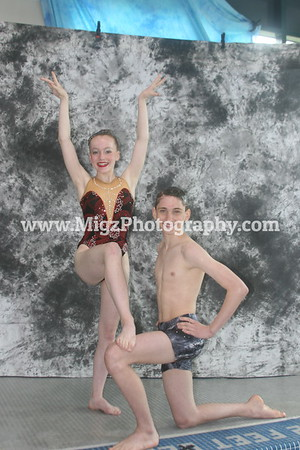 Mixed Duet 1 - 2 Posed