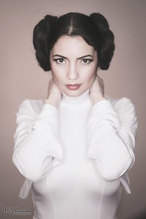 Princess Leia Valentine - Ivy