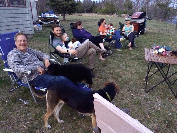 Cabin 2015 Memorial Day weekend