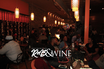 RnB and Wine Thursday May 16th