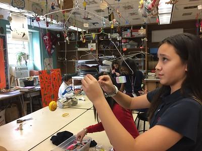5th Grade - 3D Printed Calder Mobiles 2