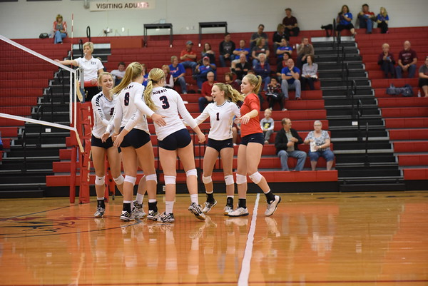 Varsity Volleyball Sub-Districts