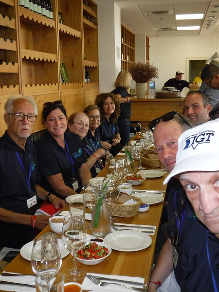 Day Eight - JHF Israel Mission 2018