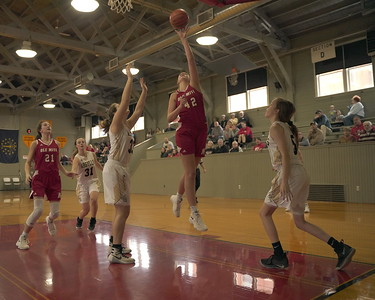 Girls Basketball CIC Day at Hoosier Gym  12-15-18