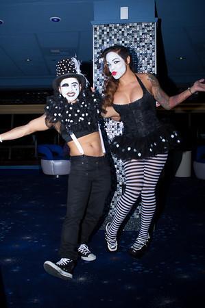 Halloween Level 107 Lounge 2013