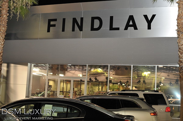 Findlay Lincoln Grand Opening Celebration