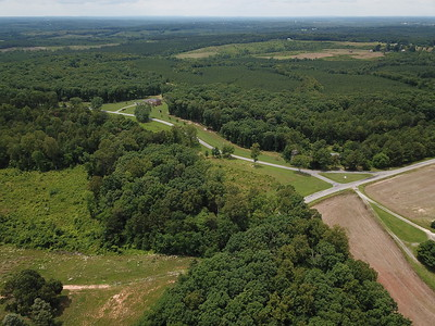 SOLD - 161 Acres near Red Hill