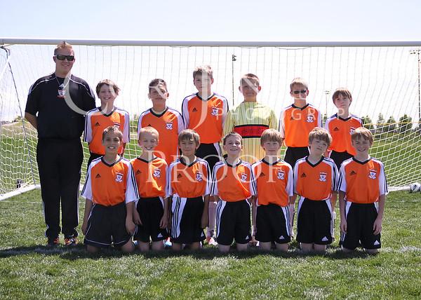 WAFC U11B Copa Spring 2012