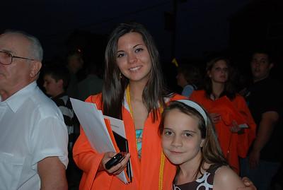 Beaver Falls Graduation 2010