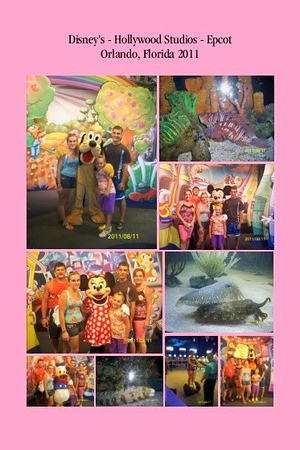 FL, Orlando - Disney's Hollywood Studios - Epcot