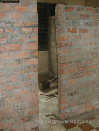 Tuol Sleng Genocide Museum (S21), Phnom Penh
