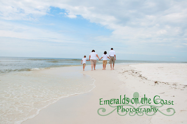 Pitts Family Beach Portraits