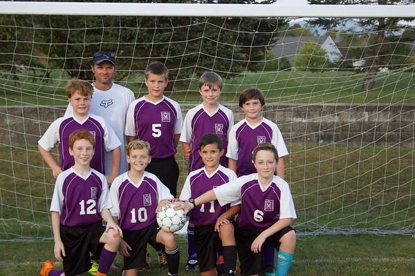 5th Soccer - boys