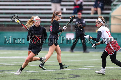Rogers vs Cranston West Lacrosse Girls 5.26.17