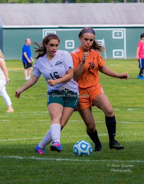DHS VS Keene Soccer JV 090916-1
