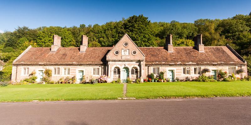 Milton Abbas cottages