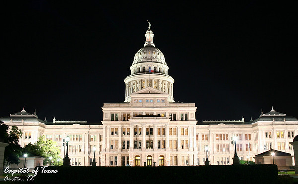Texas Courthouses