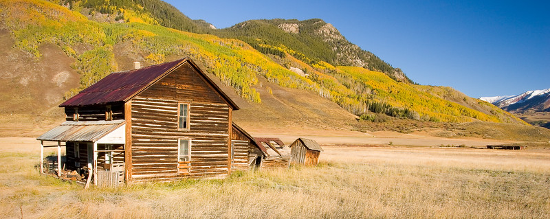 'Mouse House' - Crested Butte, Colorado