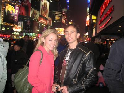 Christmas 2008 Family Getaway to NYC