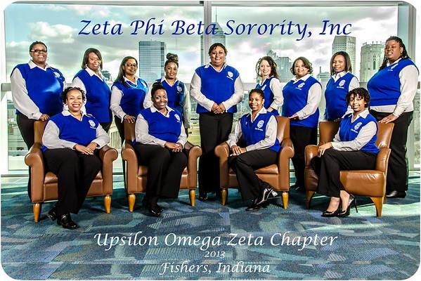 Zeta Phi Beta-2013 Fishers Chapter