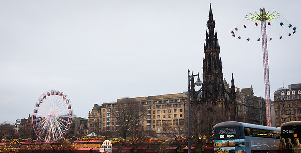 181203 Edinburgh Christmas Market