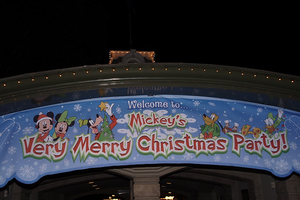 Mickey's Verry Merry Christmas Party 2006