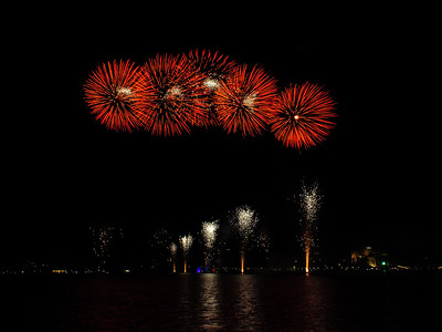 2013 Canberra Centenary Fireworks