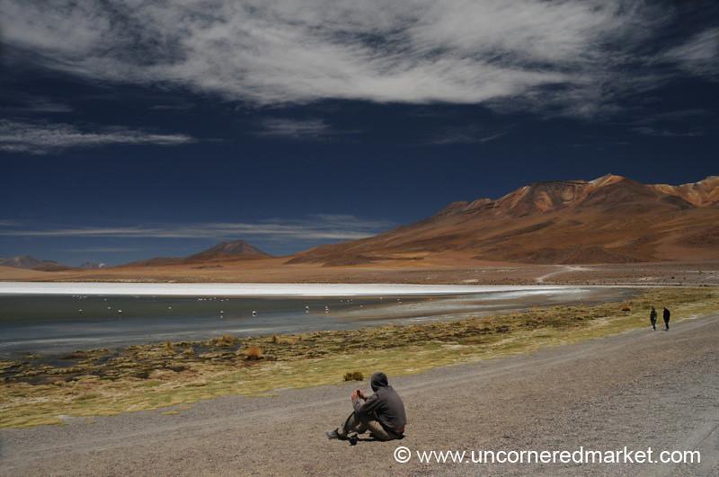 Laguna Canapa - Salar Tour, Bolivia