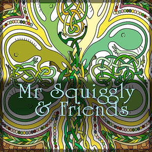 Mr Squiggly And Friends